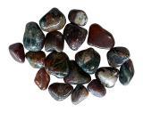 Bloodstone jasper A tumbled stones 250g