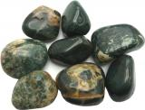 Green Jasper Large tumbled 250g
