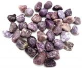 Lepidolite MICA small roulées 250g