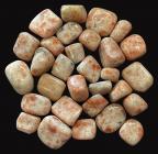 Pierre de Pierre de Soleil AB pierres roulées 250g