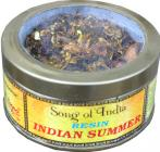 Indian summer incense resin 25g