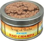 Nag champa powder incense resin 30g