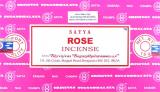 Rose satya incense 15g