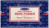Incenso Satya Reiki Power 15g