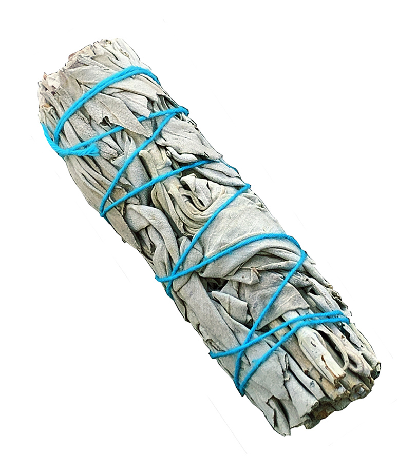 Natural white sage smudge 25g 11cm