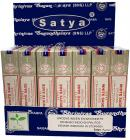 Satya white sage incense stand 42 packs of 15g