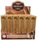 Palo Santo Natural masala incense stand 72 packs of 15g