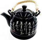 Black tea pot chinese poem