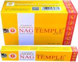 Vijayshree Golden Nag Temple incense 15g