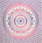 Sospensione murale bianco viola fucsia e viola
