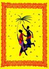 Djumbé Africa Bedsheet