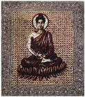 Attaccatura di Parete Bordeaux Buddha