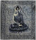 Attaccatura di Parete Blu Buddha