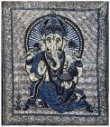 Attaccatura di Parete Blu Ganesha