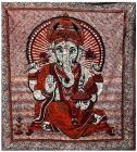 Attaccatura di Parete Rosso Ganesha