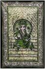 Attaccatura di Parete Verde Ganesha