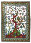 White tree of life Mini Bedsheet