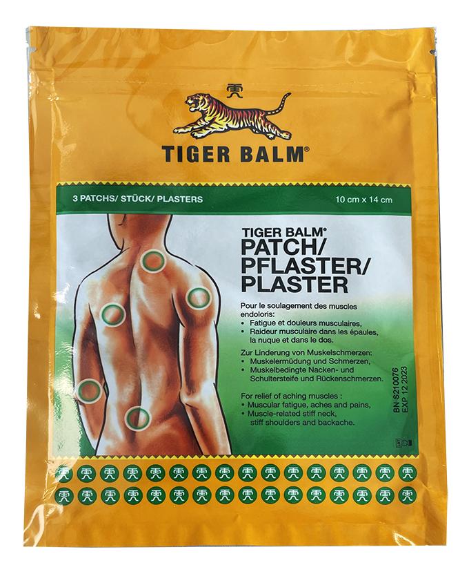 Balsamo di tigre Patch x3