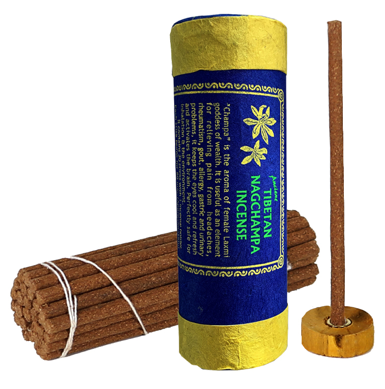 Natural Tibetan Incense Nagchampa 35g