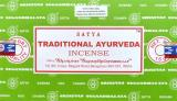 Traditional ayurveda satya incense 15g