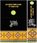 Sweetgrass & Cedar masala Tribal Soul incense 15g