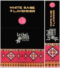White Sage & Lavender masala Tribal Soul incense 15g