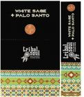 White Sage & Palo Santo masala Tribal Soul incense 15g