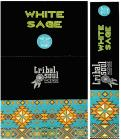White Sage masala Tribal Soul incense 15g