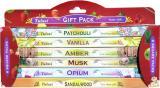 Incense tulasi sarathi gift pack 6x 8stks