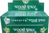 Wood spice nandita incense 15g