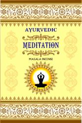 Ayurvedic Meditation Incense 15g