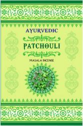Ayurvedic Patchouli Incense 15g