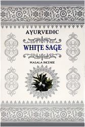 Encens Ayurvedic sauge blanche 15g