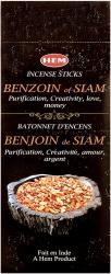 Hem incense Benzoin of Siam Hexa 20g