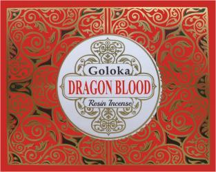 Encens résine Goloka Sang de dragon 50g