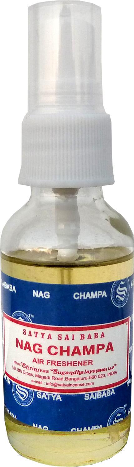 Vaporisateur désodorisant Satya Nag Champa 30ml