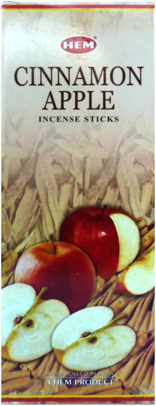 Encens Hem Pomme Cannelle Hexa 20g