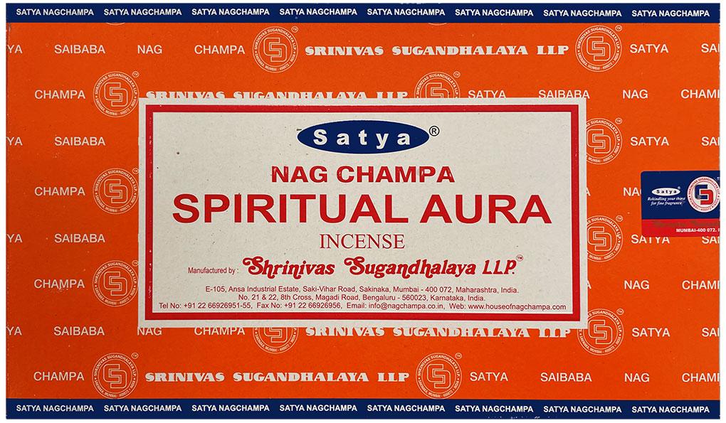 Champa Satya Spiritual Aura 15g