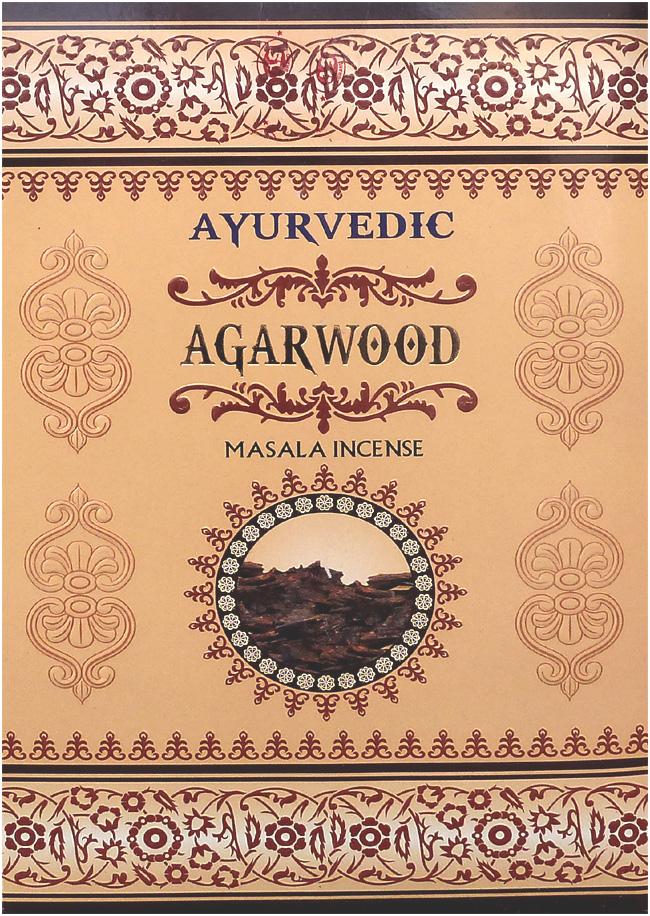 Encens Ayurvedic Agarwood 15g