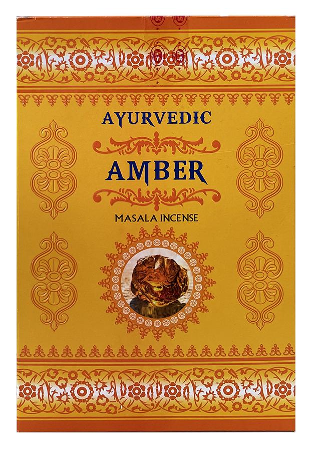 Encens Ayurvedic Ambre 15g