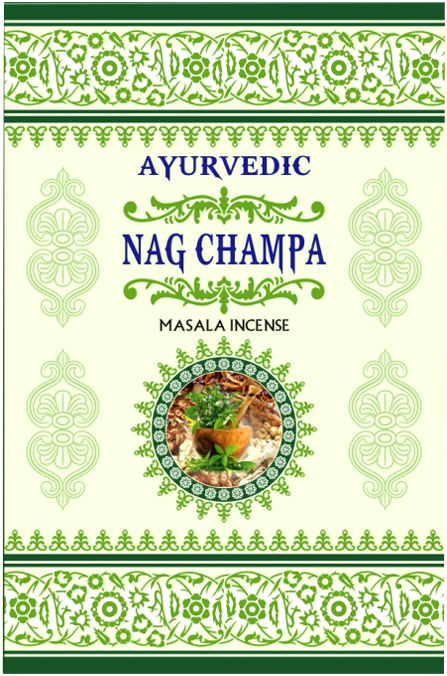 Encens Ayurvedic Nag Champa 15g