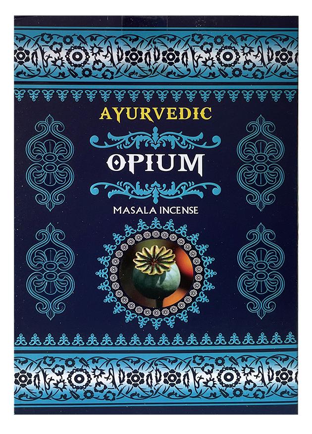 Encens Ayurvedic Opium 15g