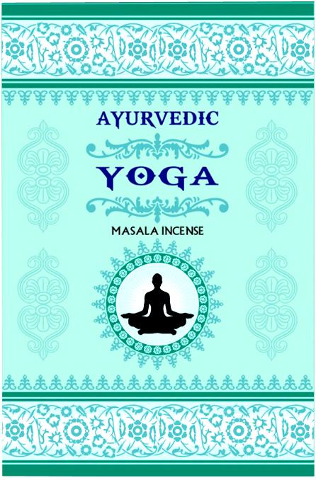 Encens Ayurvedic Yoga 15g