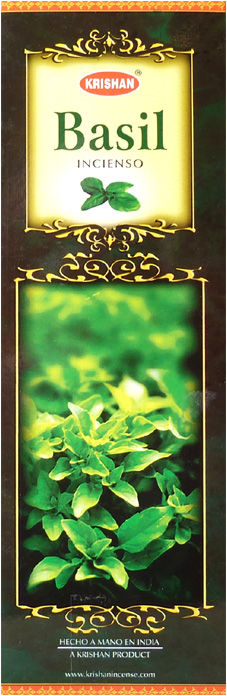 Encens krishan basilic 8 Bts
