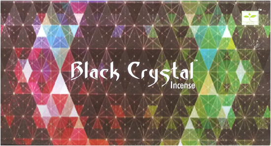 Encens Satya Black Crystal 15g