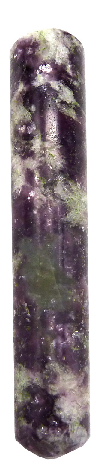Pointe de massage Lepidolite 10cm