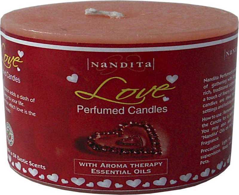 Bougie parfumée nandita love Xs