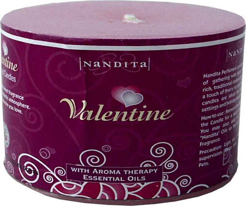 Bougie parfumée nandita valentine Xs