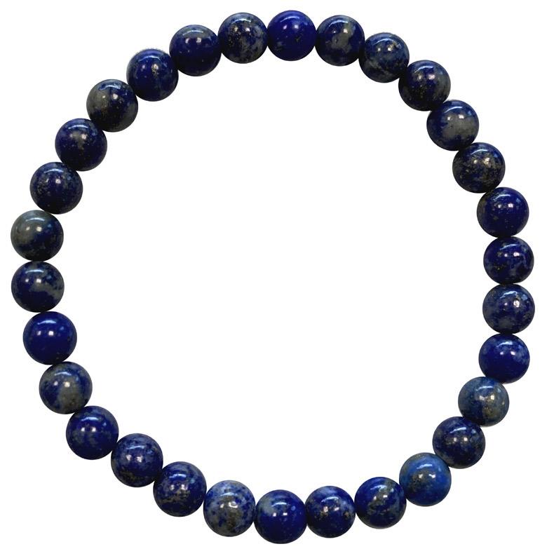 Bracelet Lapis Lazuli extra perles 6mm