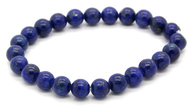 Bracelet Lapis Lazuli extra perles 8mm